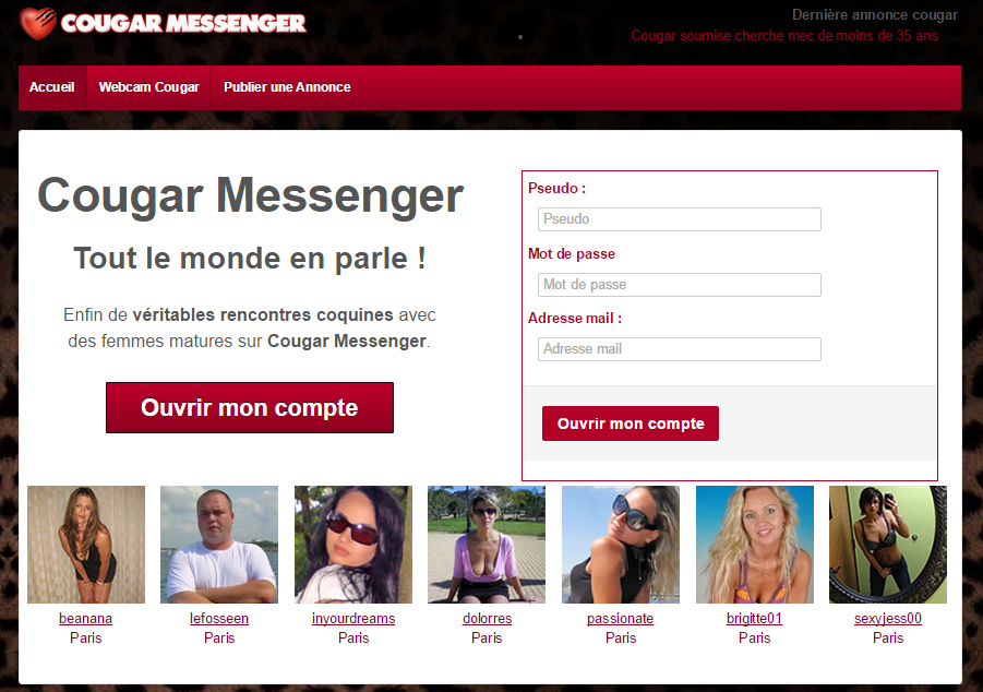 cougar messenger